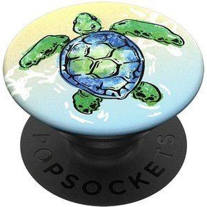 PopSockets Phone Grip Tortuga Turtle PopGrip PopSo